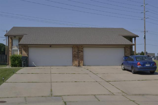 8417 E Parkmont Ct 8419 E Parkmont, Wichita, KS 67207 (MLS #554735) :: On The Move