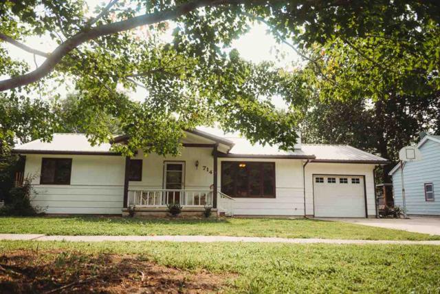 714 Spruce St., Halstead, KS 67056 (MLS #554738) :: Better Homes and Gardens Real Estate Alliance