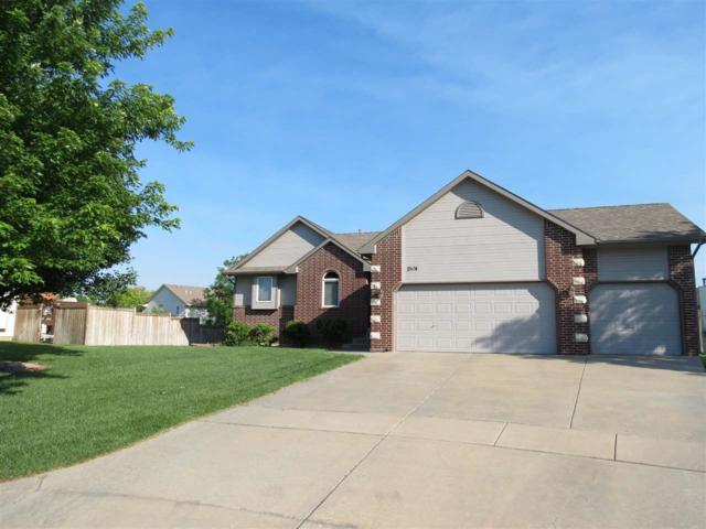 2674 N Shefford Ct, Wichita, KS 67205 (MLS #554755) :: On The Move