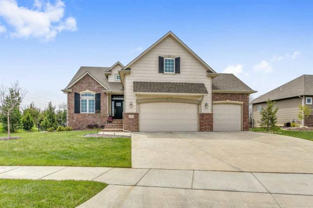 1305 N Shadowrock Dr, Andover, KS 67002 (MLS #554761) :: Better Homes and Gardens Real Estate Alliance