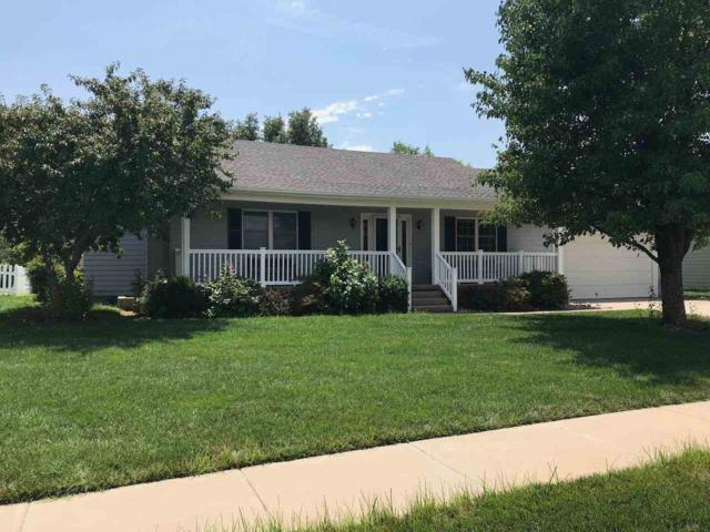 305 Wollmann St, Moundridge, KS 67107 (MLS #554774) :: On The Move