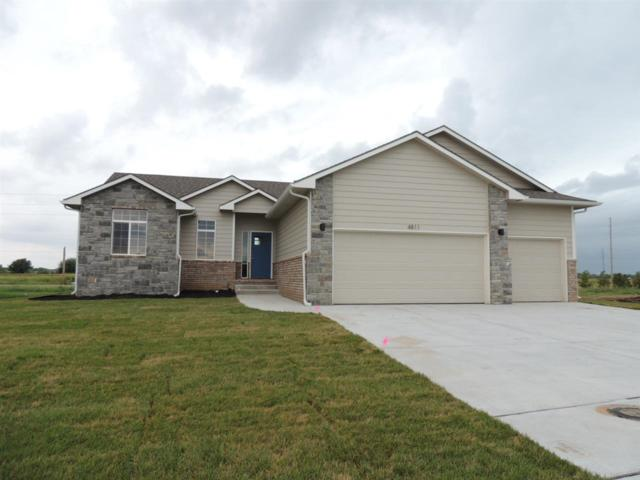 4811 N Emerald Ct, Maize, KS 67101 (MLS #554775) :: On The Move