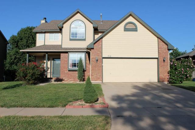512 N Ridgehurst St, Wichita, KS 67230 (MLS #554792) :: Select Homes - Team Real Estate