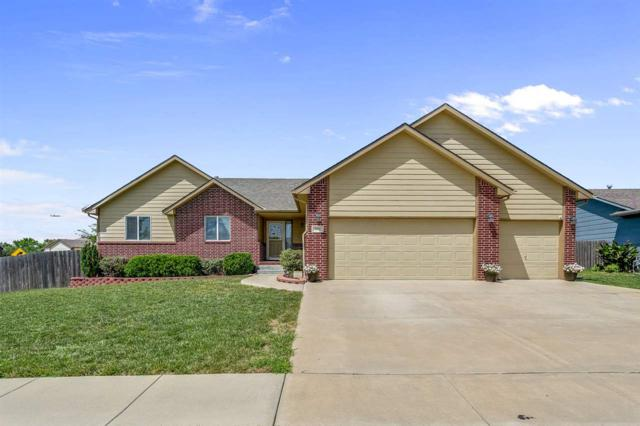900 E Winding Lane St, Derby, KS 67037 (MLS #554797) :: Glaves Realty