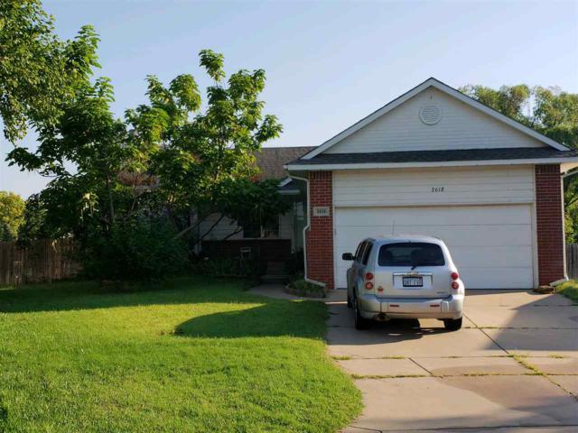 2618 N Keith Ct, Wichita, KS 67205 (MLS #554798) :: On The Move