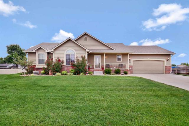 132 W Harmony Court, Rose Hill, KS 67133 (MLS #554804) :: Better Homes and Gardens Real Estate Alliance