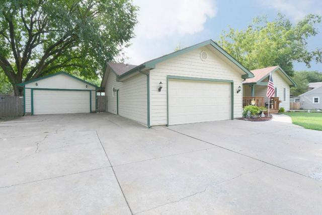 307 S Queen Ave, Maize, KS 67101 (MLS #554808) :: Better Homes and Gardens Real Estate Alliance