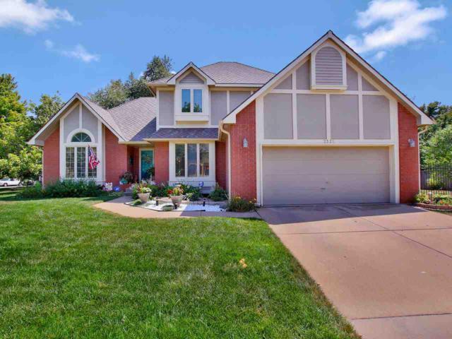2321 N Stoneybrook, Wichita, KS 67226 (MLS #554823) :: On The Move