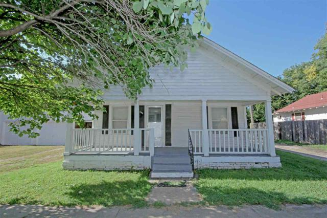 309 W 4th Ave, El Dorado, KS 67042 (MLS #554841) :: Select Homes - Team Real Estate