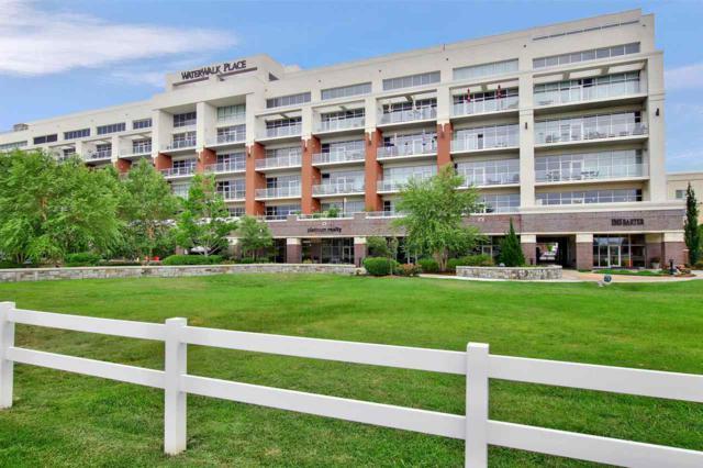 515 S Main Unit 404, Wichita, KS 67202 (MLS #554845) :: ClickOnHomes | Keller Williams Signature Partners