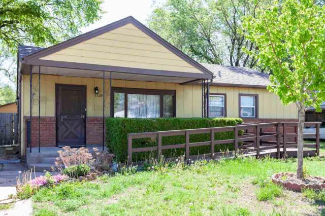 6320 N Jacksonville, Park City, KS 67219 (MLS #554906) :: Better Homes and Gardens Real Estate Alliance