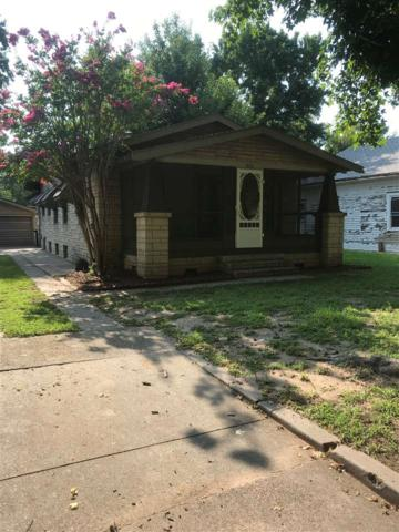 1323 N 2nd St, Arkansas City, KS 67005 (MLS #554921) :: On The Move