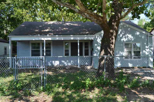1443 N Yale Ave, Wichita, KS 67208 (MLS #554933) :: On The Move