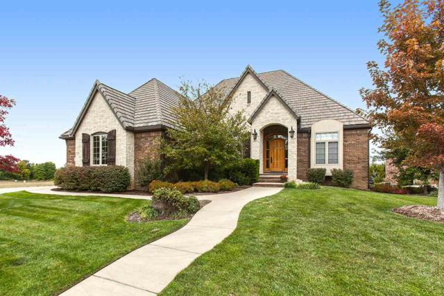 218 E Prairie Point Ct, Andover, KS 67002 (MLS #554965) :: Glaves Realty