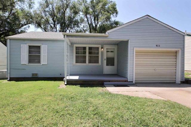 823 N Atchison St., El Dorado, KS 67042 (MLS #554982) :: Select Homes - Team Real Estate