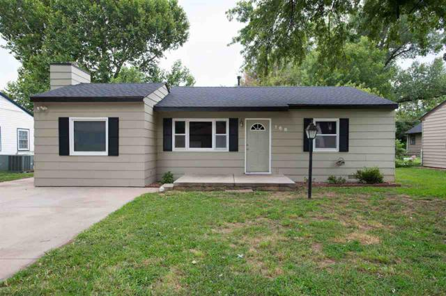 168 S Wire Avenue, Haysville, KS 67060 (MLS #555042) :: Better Homes and Gardens Real Estate Alliance