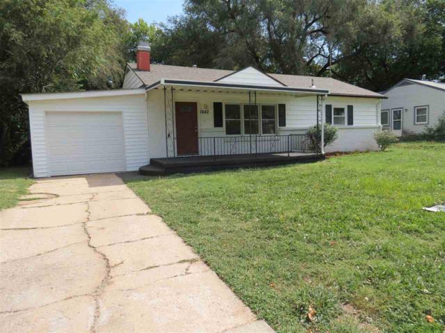 1642 E Denver Dr, Park City, KS 67219 (MLS #555051) :: Select Homes - Team Real Estate