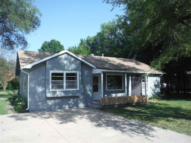 120 N Poplar, Douglass, KS 67039 (MLS #555067) :: Wichita Real Estate Connection