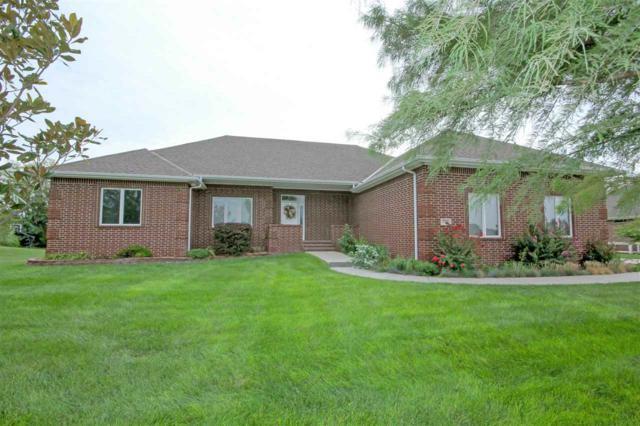 218 N Gateway Cir, Wichita, KS 67230 (MLS #555077) :: Better Homes and Gardens Real Estate Alliance