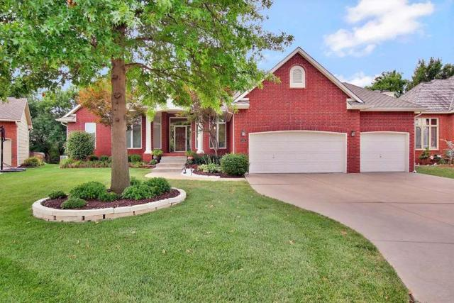 954 N White Tail Ct, Wichita, KS 67206 (MLS #555105) :: Better Homes and Gardens Real Estate Alliance