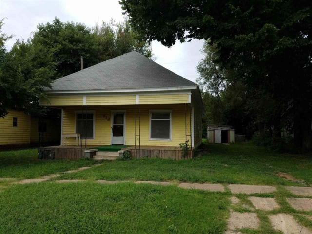 712 S C St 714 S C ST, Wellington, KS 67152 (MLS #555137) :: Better Homes and Gardens Real Estate Alliance