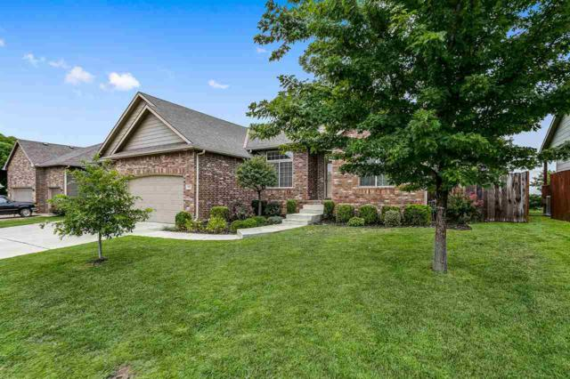 1425 E Summerlyn Dr, Derby, KS 67037 (MLS #555138) :: On The Move