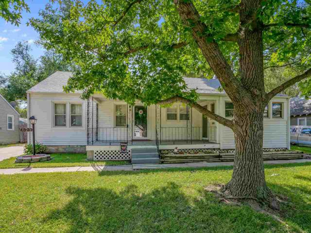 623 N Summit, El Dorado, KS 67042 (MLS #555143) :: On The Move