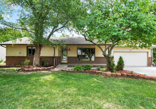 613 E Showalter, Rose Hill, KS 67133 (MLS #555202) :: Better Homes and Gardens Real Estate Alliance