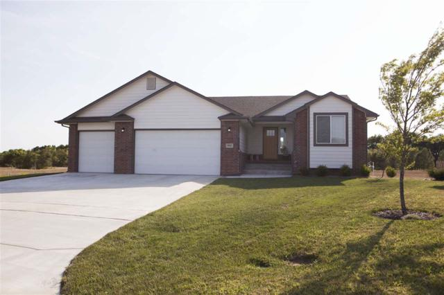 4963 N Marblefalls Ct, Wichita, KS 67219 (MLS #555204) :: On The Move