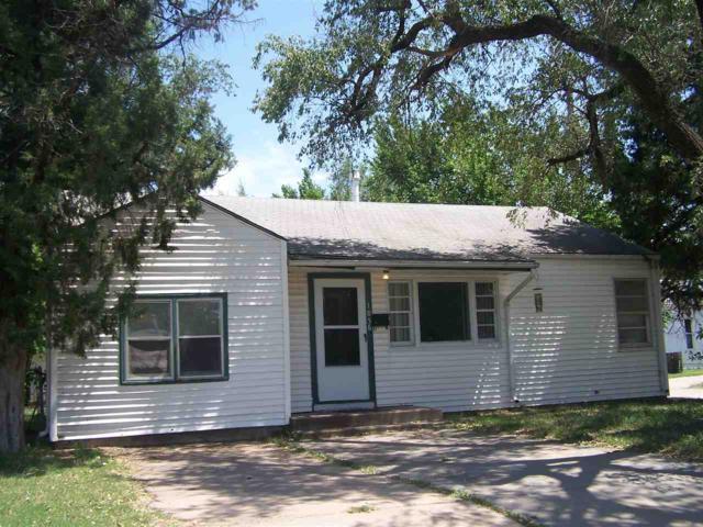 1056 S Edwards Ave, Wichita, KS 67213 (MLS #555205) :: Glaves Realty