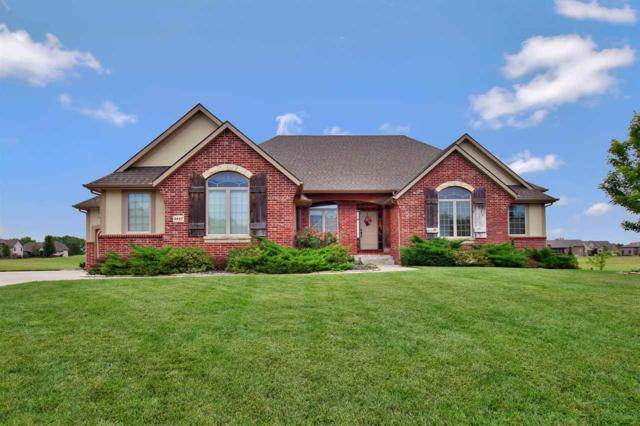 3447 N Deer Ridge Ct, Rose Hill, KS 67133 (MLS #555218) :: On The Move