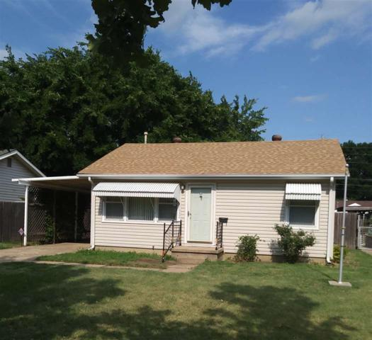1632 S Poplar St, Wichita, KS 67211 (MLS #555219) :: Better Homes and Gardens Real Estate Alliance