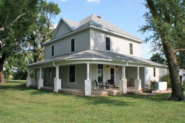 151 SW 190th St, Douglass, KS 67039 (MLS #555221) :: On The Move