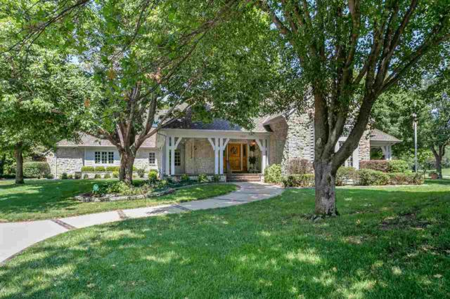 2526 N Lake Ridge Ct, Wichita, KS 67205 (MLS #555242) :: On The Move