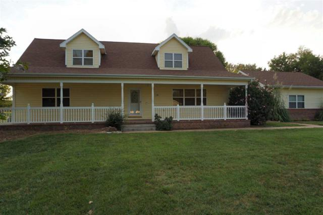 7005 S Meridian St, Haysville, KS 67060 (MLS #555261) :: Better Homes and Gardens Real Estate Alliance