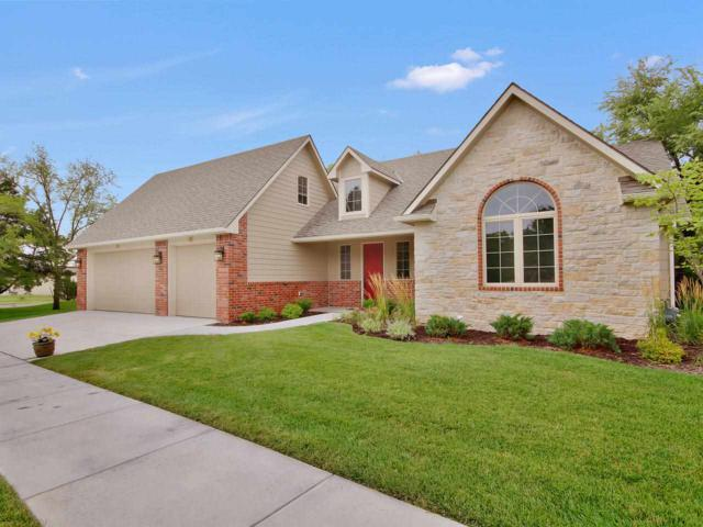 12707 E Zimmerly St, Wichita, KS 67207 (MLS #555269) :: On The Move