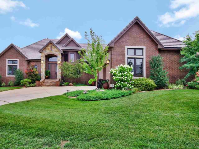 10635 E Glengate Cir, Wichita, KS 67206 (MLS #555271) :: Better Homes and Gardens Real Estate Alliance
