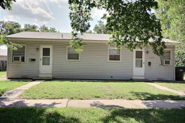 429-431 S Custer Ave, Wichita, KS 67213 (MLS #555288) :: Better Homes and Gardens Real Estate Alliance