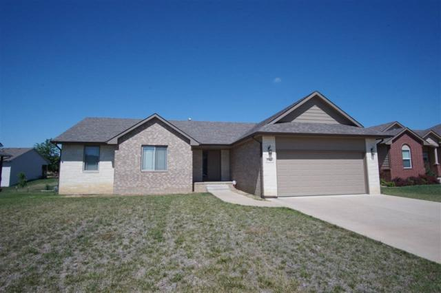 2313 S Cranbrook St, Wichita, KS 67207 (MLS #555301) :: On The Move