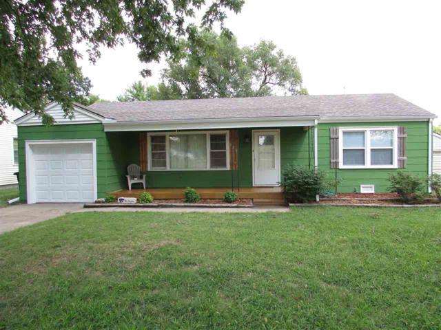 520 N Jones, El Dorado, KS 67042 (MLS #555304) :: Select Homes - Team Real Estate