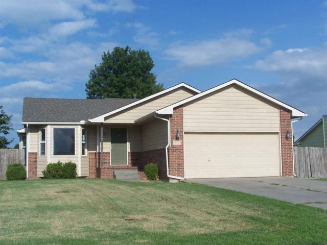 612 S Country Lakes Cir, Haysville, KS 67060 (MLS #555322) :: On The Move
