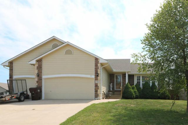 906 N Cedar Brook, Mulvane, KS 67110 (MLS #555328) :: Select Homes - Team Real Estate