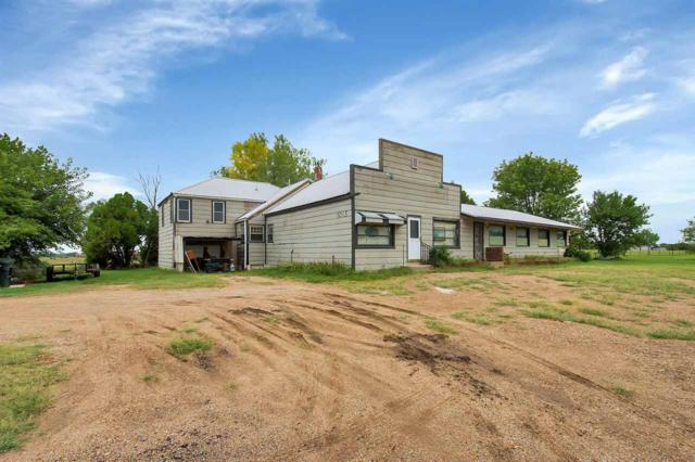 7015 S 183rd St. W. 7015 S. 183rd S, Viola, KS 67149 (MLS #555345) :: On The Move