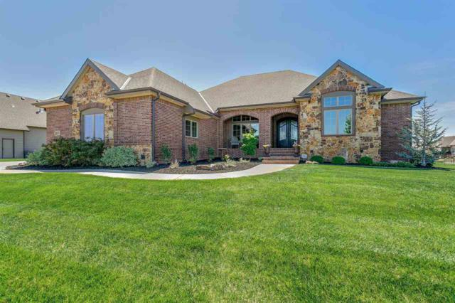 2605 N Bayside Ct, Wichita, KS 67205 (MLS #555347) :: On The Move