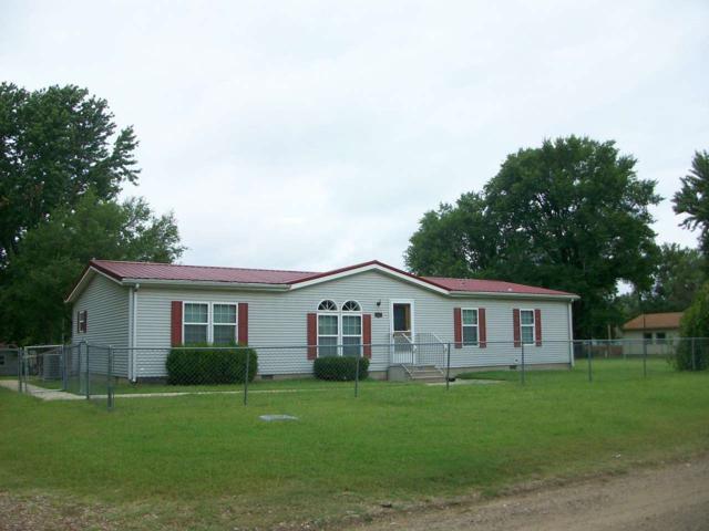 1213 N 13th Street, Arkansas City, KS 67005 (MLS #555362) :: On The Move