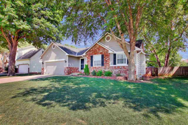 200 E Oak Meadows, Derby, KS 67037 (MLS #555394) :: Better Homes and Gardens Real Estate Alliance