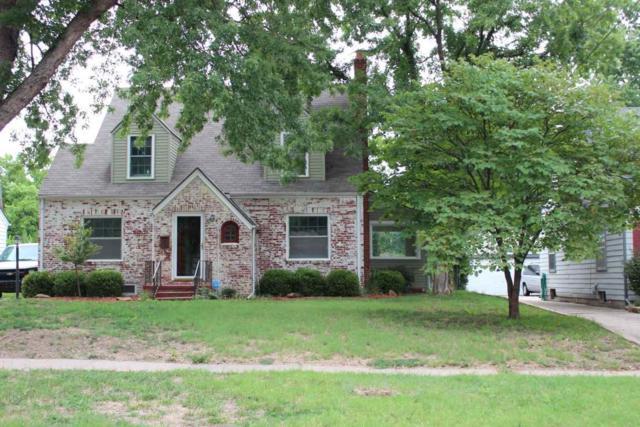 918 N Yale Ave, Wichita, KS 67208 (MLS #555415) :: Select Homes - Team Real Estate