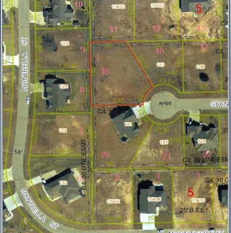 Lot 19 Block 5 Belle Terre South Add, Wichita, KS 67230 (MLS #555440) :: Select Homes - Team Real Estate