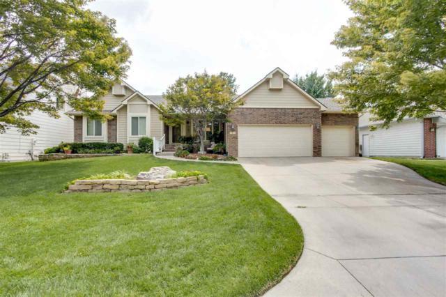 7811 W Birdie Lane Cir, Wichita, KS 67205 (MLS #555444) :: Select Homes - Team Real Estate