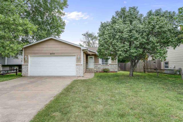 6442 N Ulysses St, Park City, KS 67219 (MLS #555454) :: Better Homes and Gardens Real Estate Alliance
